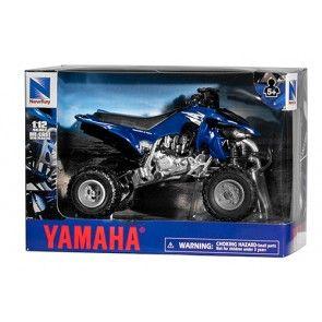 Miniatur 1:12 Yamaha YFZ 450 R Quad Kinder Spielzeug