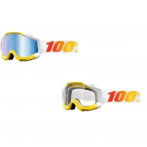 100% Accuri Brille Astra Klar / Verspiegelt