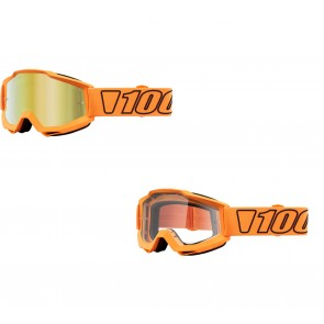 100% Accuri Brille Luminari  Klar / Verspiegelt