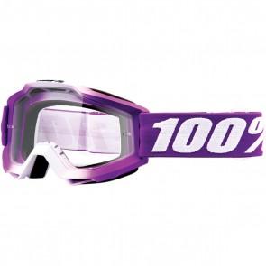 100% Accuri Brille Framboise Klar
