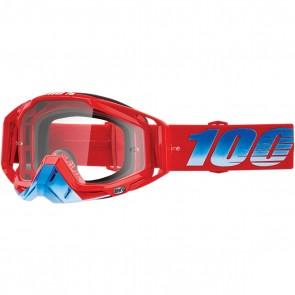 100% Racecraft Brille Kuriakin, klar