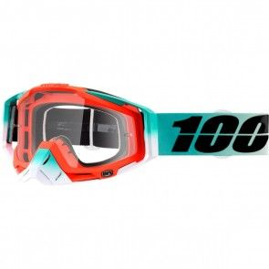 100% Racecraft Brille Cubica, klar
