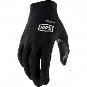 100% Handschuhe Sling Schwarz