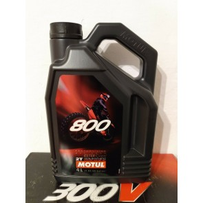 4 Liter Kanister Motul 800 Factory Off Road Racing