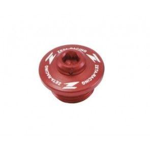 Öleinfüllschraube Rot Honda CR 125/250/500 CRF 250/450