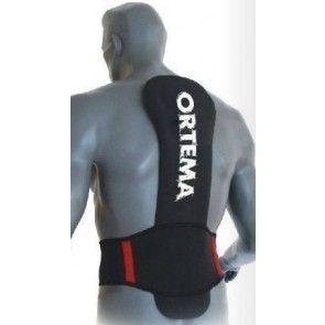 Ortema P1 Light Rückenschutz ohne Schultergurte Größe S