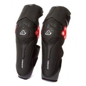 Acerbis X-Strong Knieprotektoren inkl. Unterziehstulpen