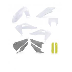 Acerbis Full Plastik Kit KOMPLETT OEM 2020 Husqvarna FE TE TX 125 250 350 450 501 2020-