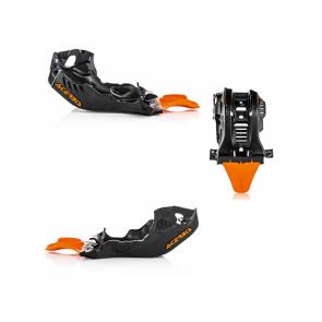 Acerbis Motorschutz Schwarz - Orange KTM SX 250 2019-