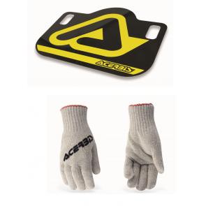 Acerbis Pitboard inkl. Handschuhe