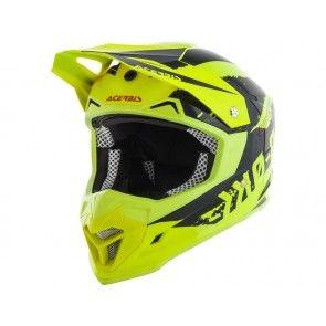 Acerbis Profile 4.0 Helm Neongelb / Schwarz Größe M