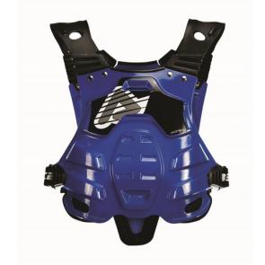Acerbis Profile Brustpanzer Blau