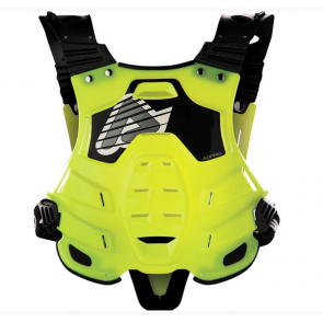 Acerbis Profile Brustpanzer Neon Gelb