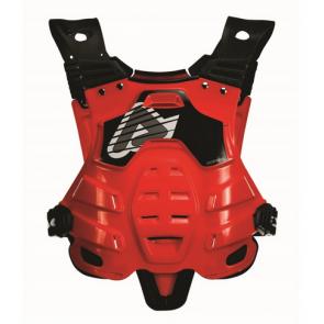 Acerbis Profile Brustpanzer Rot
