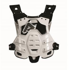 Acerbis Profile Brustpanzer Weiß