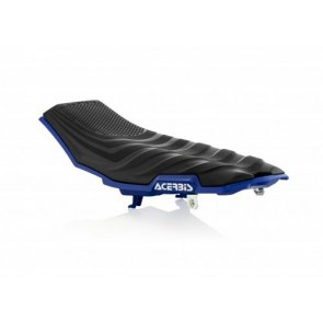 Acerbis X-Seat Soft Schwarz Yamaha YZF 250 2019- / 450 2018-