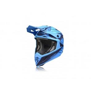 Acerbis X-TRACK VTR Helm Blau