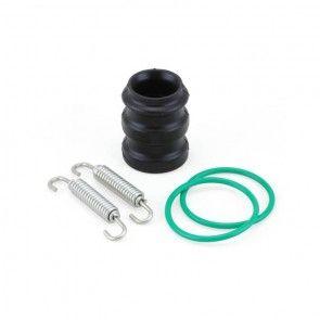 Auspuff Montage Kit (O-Ringe, Federn, Gummi) für Yamaha YZ 125 2001-