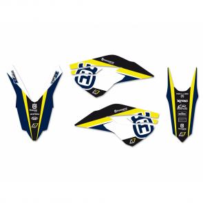 Blackbird Dekor Husqvarna TC, FC 2014-2015 / TE, FE 2014-2016