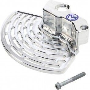 Aluminium Bremsscheibenschutz Vorn KTM SX, SXF, EXC, TPI 125, 250, 300, 350, 450, 500 / Huqvarna FC, FE, TE, TC
