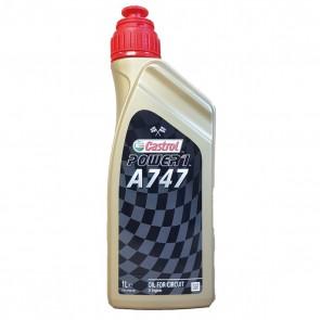 Castrol A747 2-Takt Racing Motorenöl (Rizinus) 1 Liter
