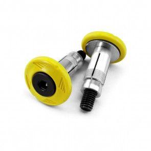 Cycra Lenkerenden Schutz Gelb