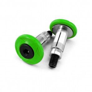 Cycra Lenkerenden Schutz Grün
