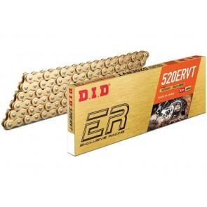 DID ERVT X-Ring 520 Kette Gold 118 Glieder