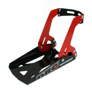 DRC Moto Binding Vorderradhalter zum Transport 8-21 Zoll