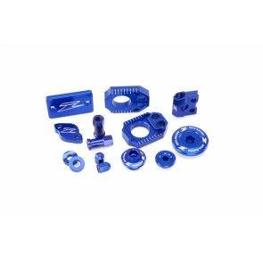 Factory Aluminium Teile Blau Husqvarna TC 85 2014-