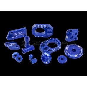 Factory Aluminium Teile Blau Kawasaki KXF 250, 450 2009-2016
