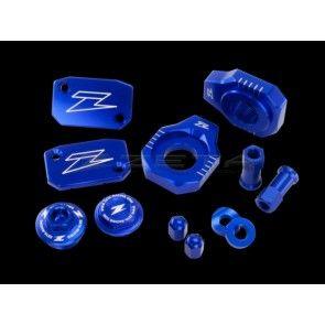 Factory Aluminium Teile Blau Yamaha YZ 125, 250 2009-2017