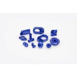 Factory Aluminium Teile Blau Yamaha YZ 250F, 450F 2014-2017