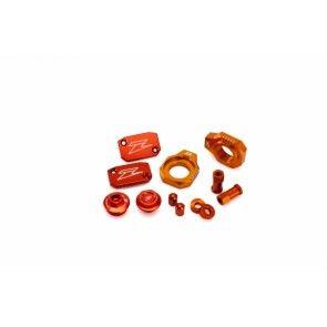 Factory Aluminium Teile Orange KTM SX 85 2014-