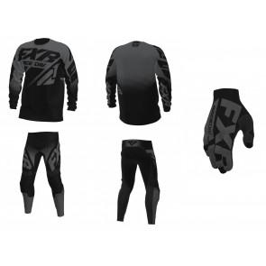 FXR Clutch Combo (Hose + Shirt + Handschuhe) Black Ops