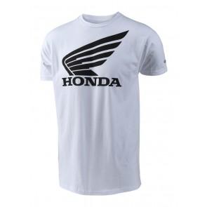 TLD Troy Lee Designs Honda T-Shirt Weiß