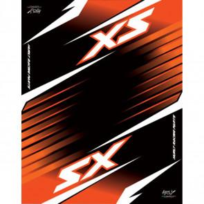 Hurly Motocross/Enduro Tankmatte KTM SX EXC 125, 250, 300