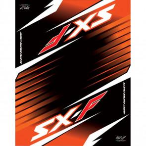 Hurly Motocross/Enduro Tankmatte KTM EXC SXF 250, 350, 450