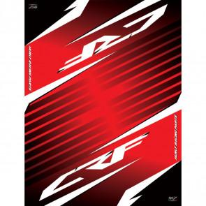 Hurly Motocross/Enduro Tankmatte Honda CRF 250, 450