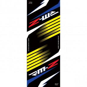 Hurly Motocross/Enduro Tankmatte Suzuki RMZ 250, 450