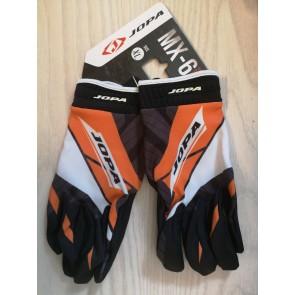 Jopa Motorrad Handschuhe Orange M, L, XL