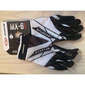 Jopa Motorrad Handschuhe Schwarz XL