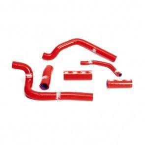 Kühlerschläuche Silikon Rot Honda CR 500 1989-2001