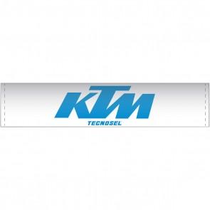 KTM Vintage Lenkerpolster rund