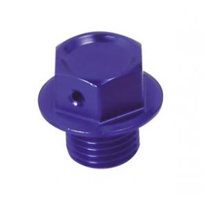 Ölablassschraube mit Magneten Blau Husqvarna TC, TE, FC, FE 125, 250, 350, 450 2014-
