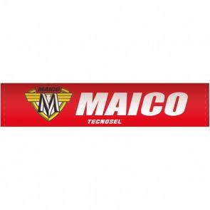 Maico Vintage Lenkerpolster rund