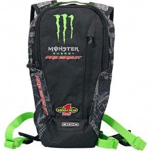 Monster Energy Pro Circuit Trinkrucksack 2L