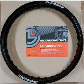 Moose Racing Felgenring Schwarz 19 x 2,15 Honda CR, CRF 125, 250, 450