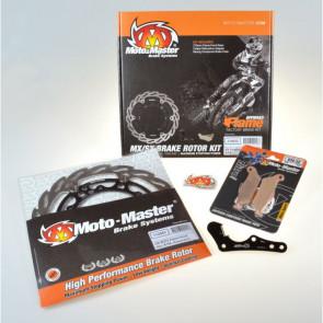 Moto-Master Oversize Bremsscheiben Kit 270mm Beta RR 250, 300, 350, 400, 450, 498 2013-
