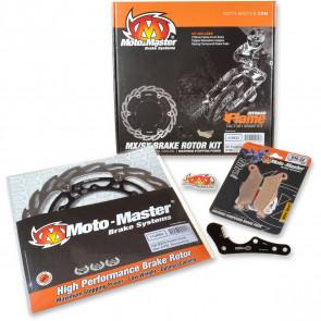 Moto-Master Oversize Bremsscheiben Kit 270mm Kawasaki KX, KXF 125, 250, 450 2006-